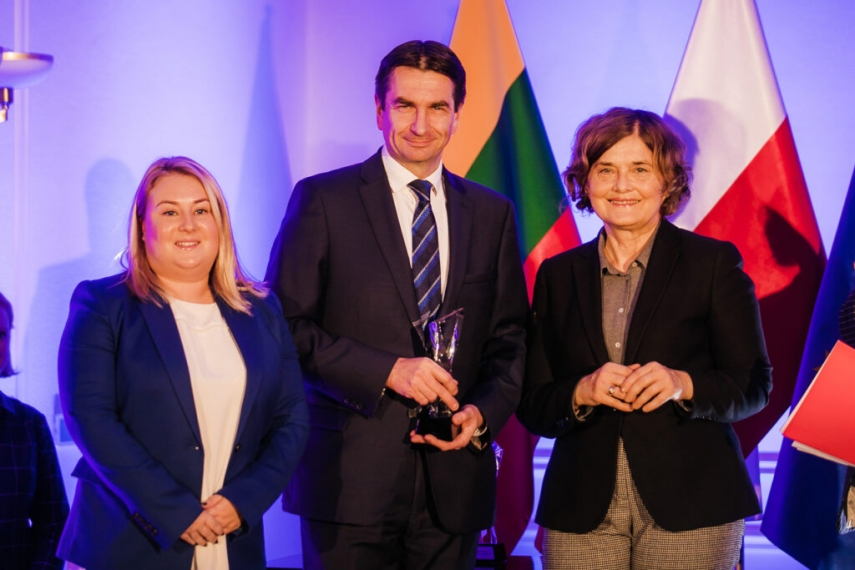 Ignitis Group is rewarded for the largest Lithuanian investment in Poland