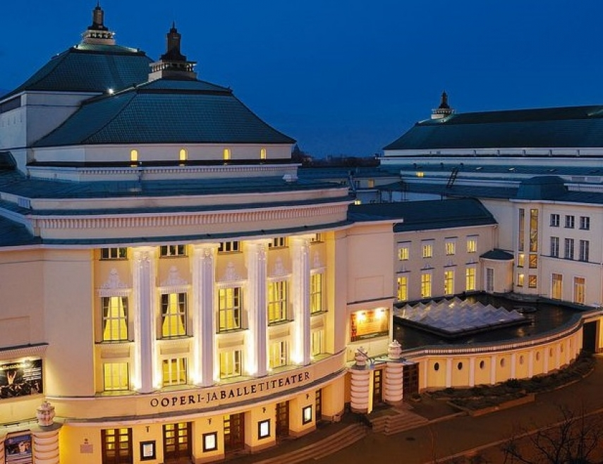 Estonian National Opera records attendance of over 185,000 in 2019