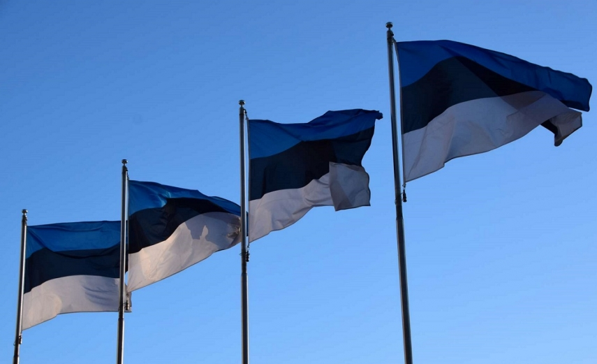 Flags to be hoisted in Estonia on War of Independence remembrance day Friday