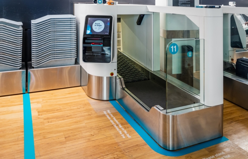 Vilnius Airport aims to cut check-in times with self-service baggage drop-off stations as it develops a new baggage handling system