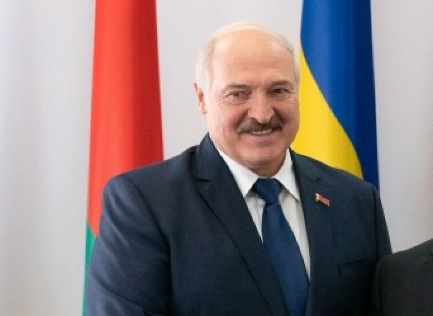 Karins to meet with Lukashenko today
