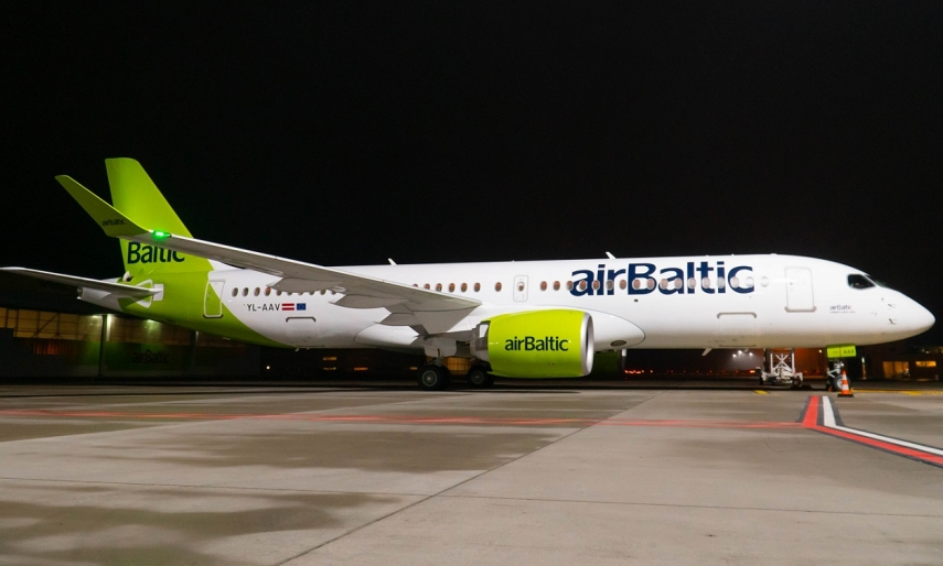 airBaltic new record – 5 million passengers in 2019