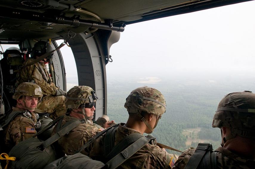 Photo: Sgt. Jarred Woods
