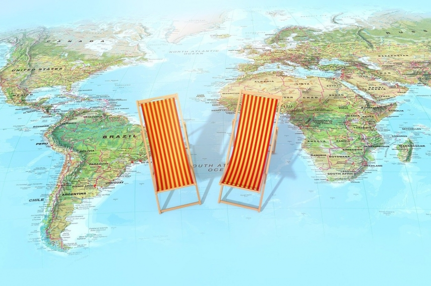 Interest of Latvian travelers in trips outside Europe grows - association