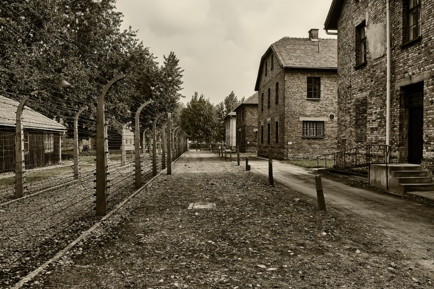 Lithuanian parlt speaker: Auschwitz is best place to pay homage to Holocaust victims