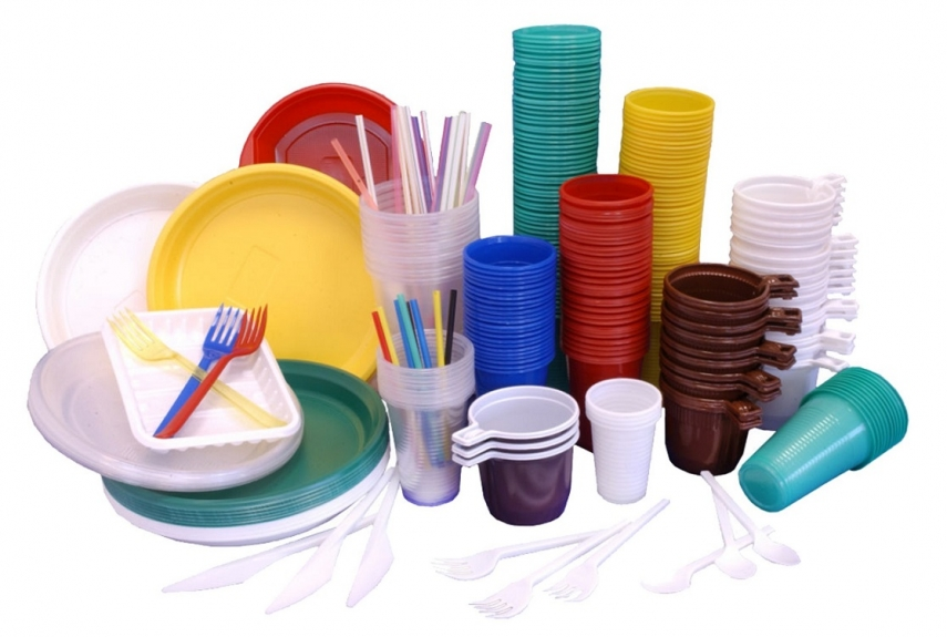 Vilnius to stop using plastic tableware during city festivities