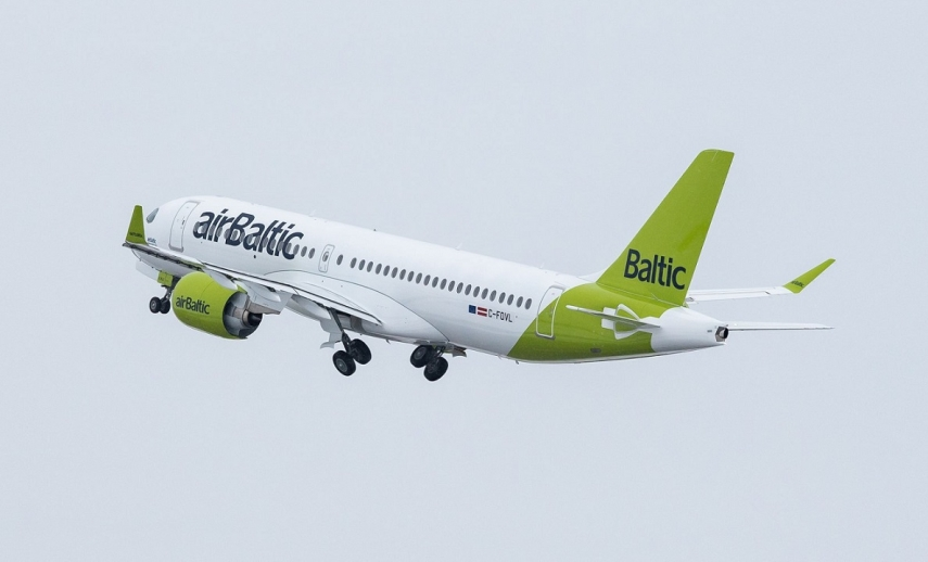 airBaltic cargo achieves 21% growth in 2019