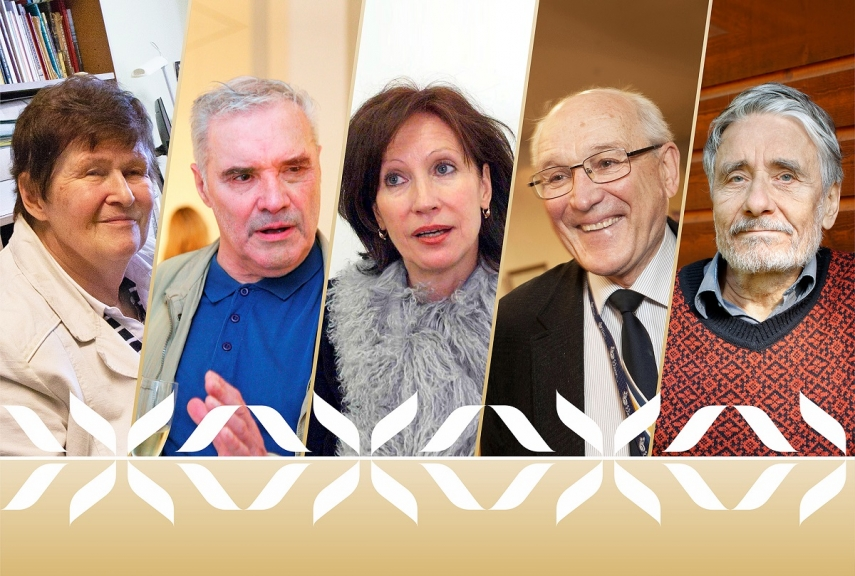 The laureates of the achievement awards for culture and sport were announced by the government