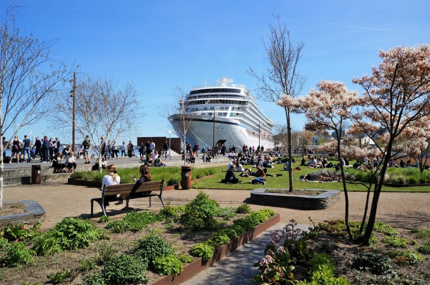 Record number of cruise guests in the Baltic Sea in 2019
