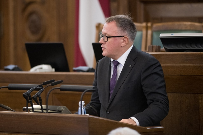 It looks like we will be electing the next Riga City Council to a term which will be over 5 years - Aseradens