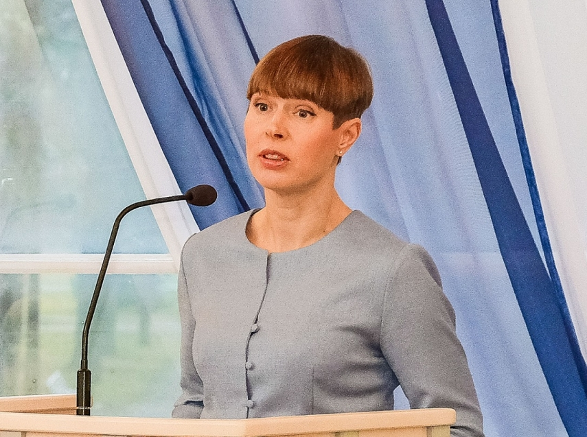 Estonian president in Munich: China overshadowing Russia