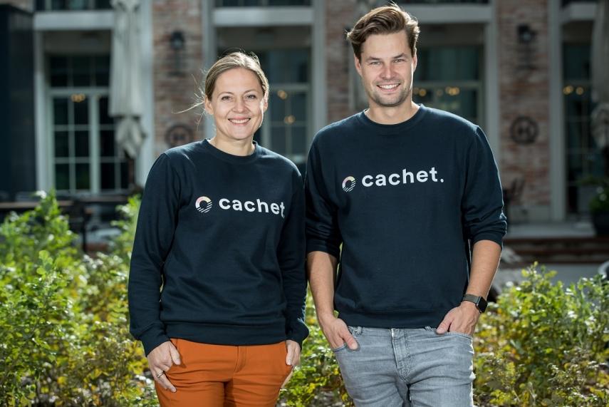 Digital insurance platform Cachet first to enter the Latvian market