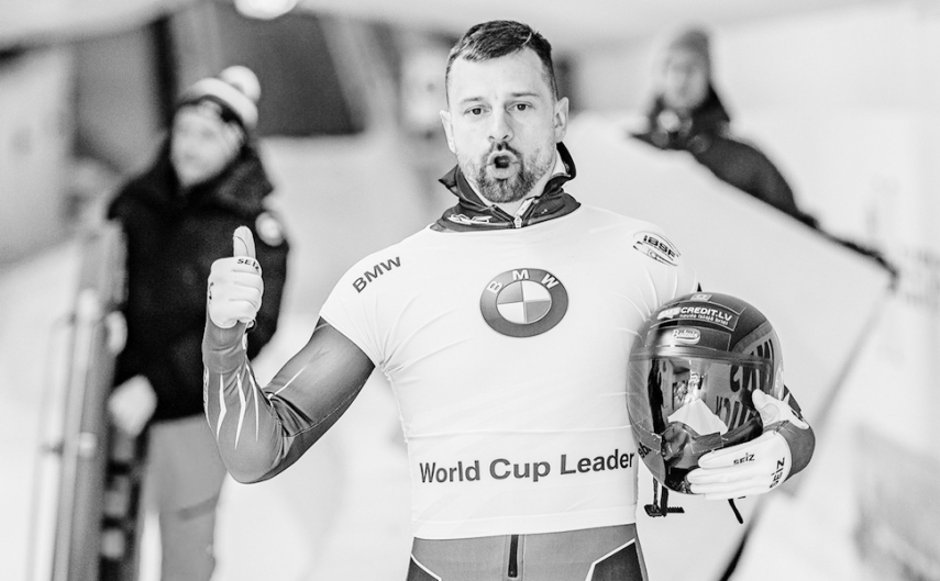 Dukurs wins gold at European Skeleton Championships