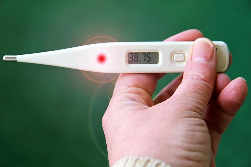 Flu feared by twice as many Estonians as coronavirus