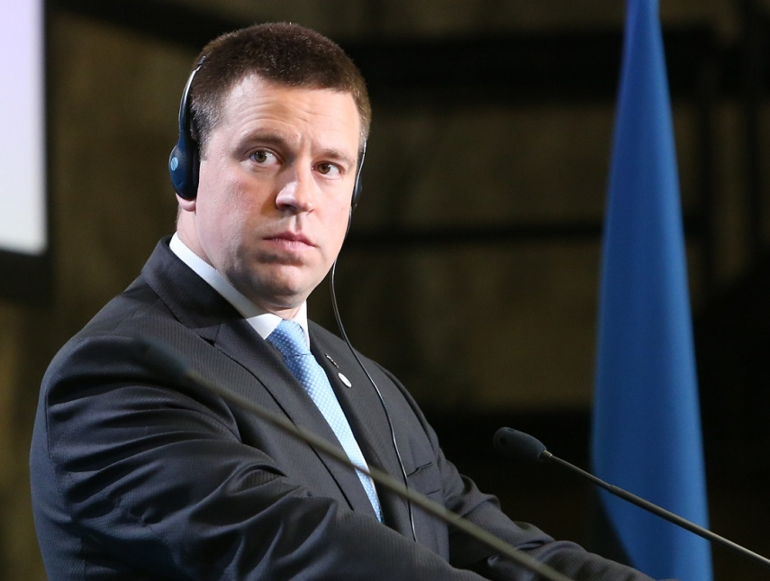 Estonian PM: New coronavirus situation analysis due early next week