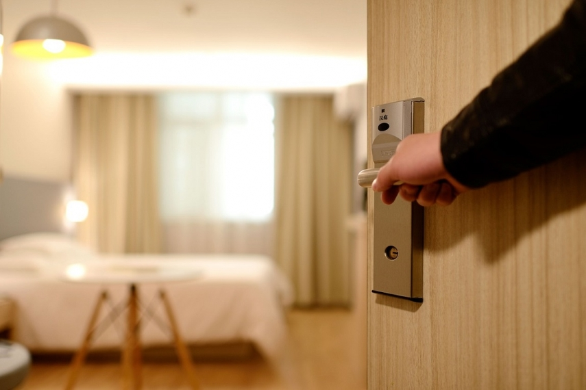 Hotels in Riga offer rooms for self-isolation to more than 2,000 guests