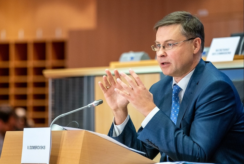EU multiannual budget should be even more ambitious due to Covid-19 crisis - Dombrovskis