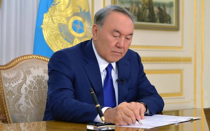 "Article of the First President of the Republic of Kazakhstan Nursultan Nazarbayev -""When we are united, we are invincible"""