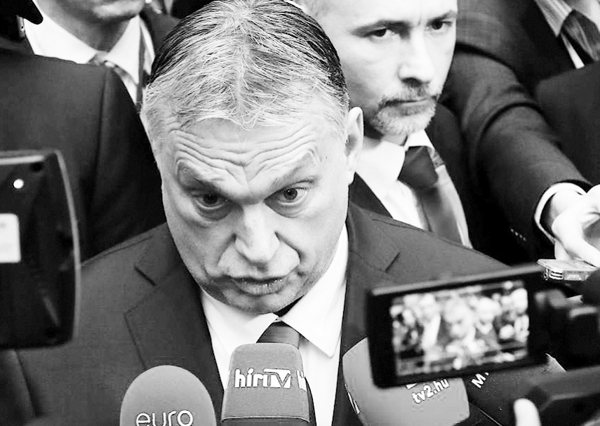 Hungary's disease dictator