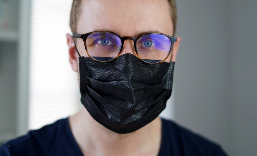Lithuania's lockdown easing: wearing face masks no longer mandatory in open spaces