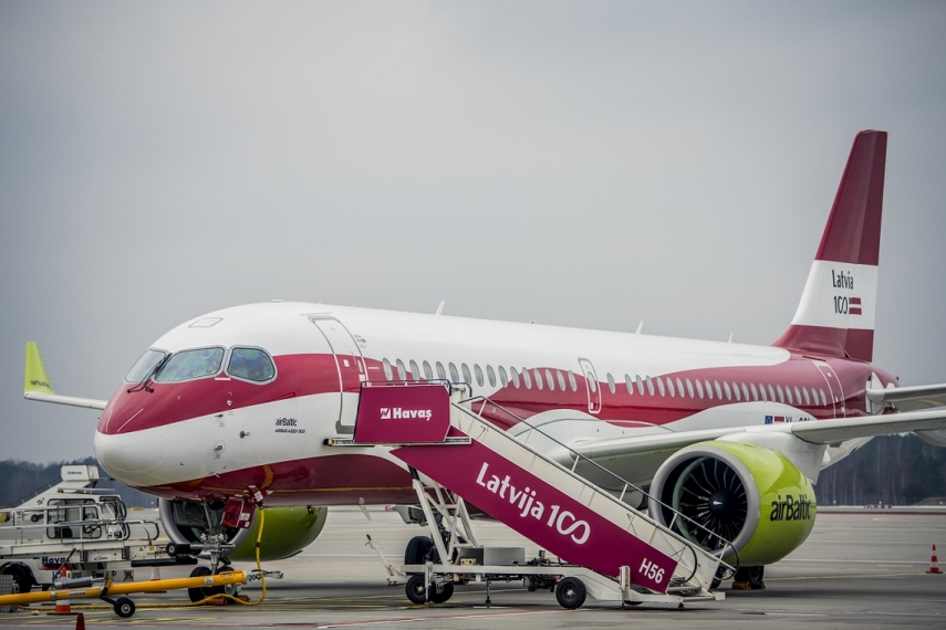 airBaltic restarts flights from Riga to Tallinn and Vilnius