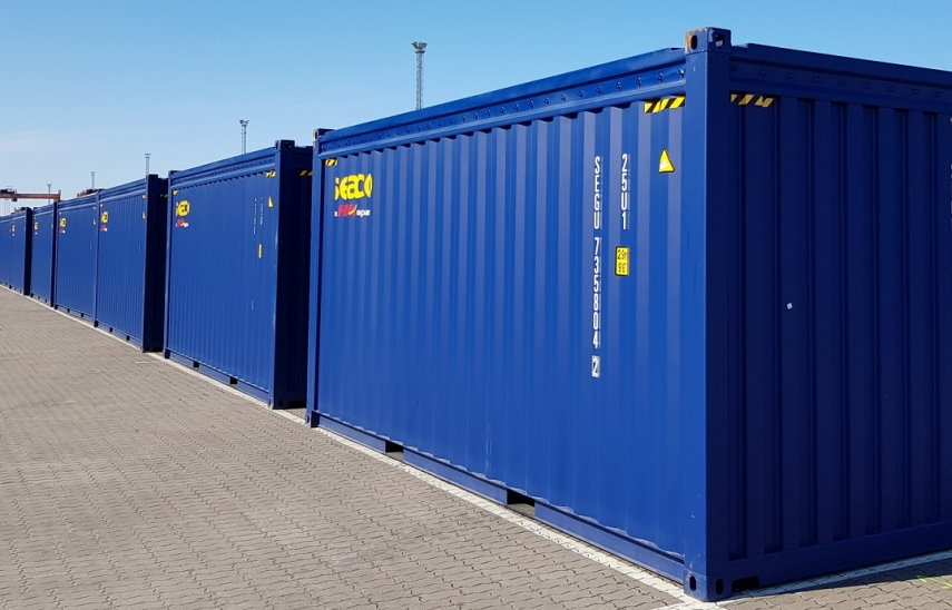 Operail's new containers will significantly increase the volume of multimodal freight transport