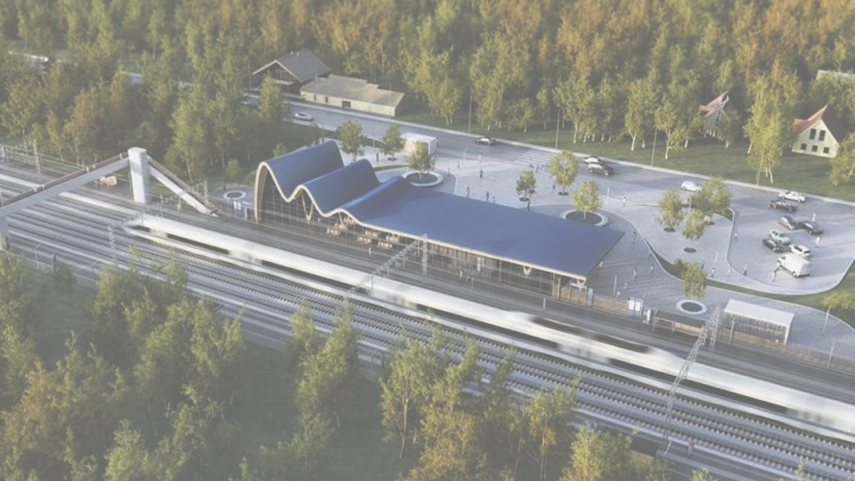 Estonia's top court partially revokes spatial plan for Rail Baltic track