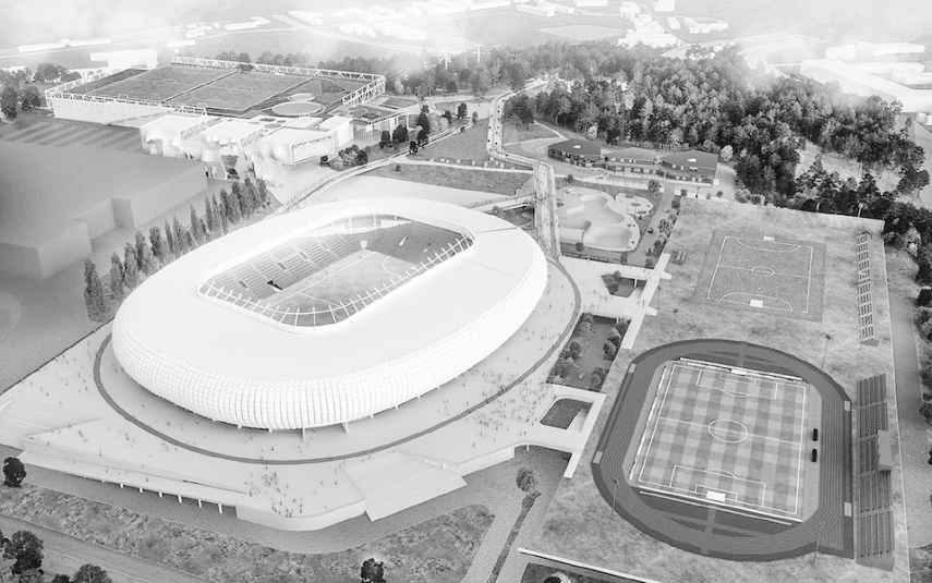 Lithuania's PPS orders termination of national stadium contract