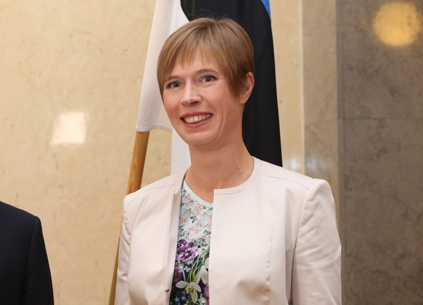 Estonian president proclaims 3 laws