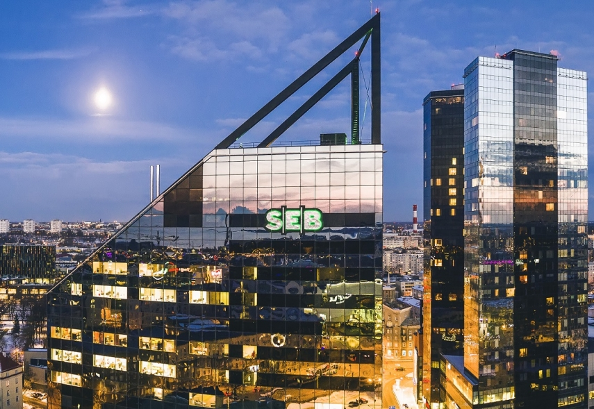 East Capital Real Estate acquires SEB's head office in Estonia