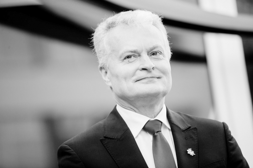 Lithuanian PM weighs in on president's first annual address