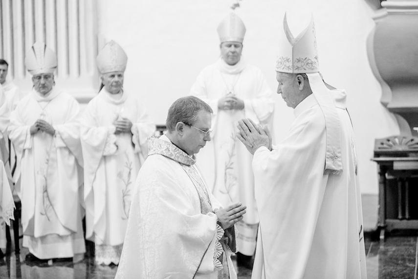 Pope appoints Jurevicius as bishop of Lithuania's Telsiai diocese