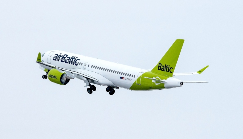 European Commission Approves airBaltic Equity Increase of 250 Million Euro