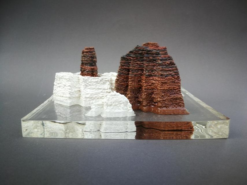 Ceramic artist Līga Skariņa to open a solo exhibition at the Rothko Centre
