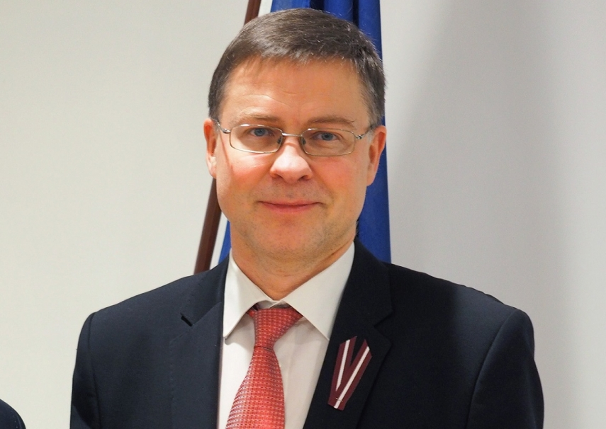 Part of funds meant for economic recovery of EU will be available this year - Dombrovskis