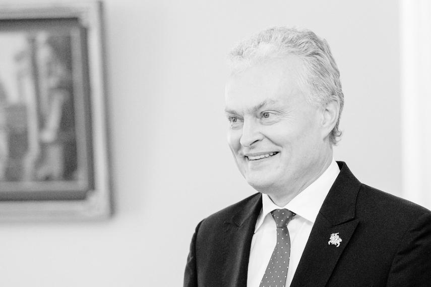 President Nauseda wants 2021 budget to reflect idea of welfare state