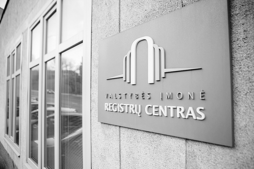 Lithuania's Registry information systems down