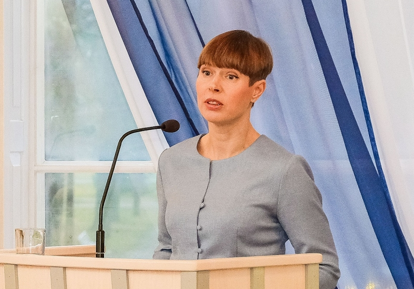 Estonian president: Belarusian elections can't be considered free, fair
