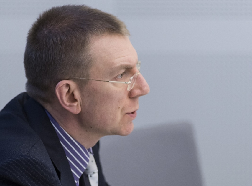 EU sanctions would leave Belarus completely under Russia's influence - Rinkevics