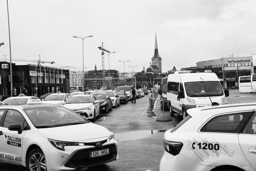 Estonia: Tallinn's taxi market back at pre-crisis level