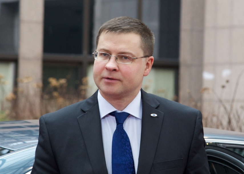 Dombrovskis named EU's new trade commissioner