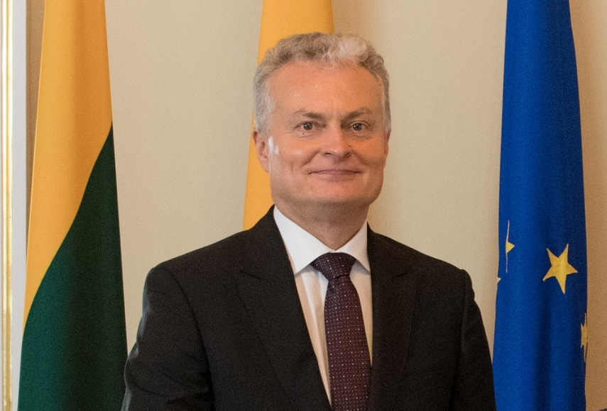 Lithuanian president calls for EU discussion on help to post-Lukashenko Belarus
