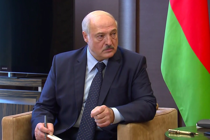 Latvia does not recognize Lukashenko as legitimate president of Belarus after unexpected inauguration ceremony