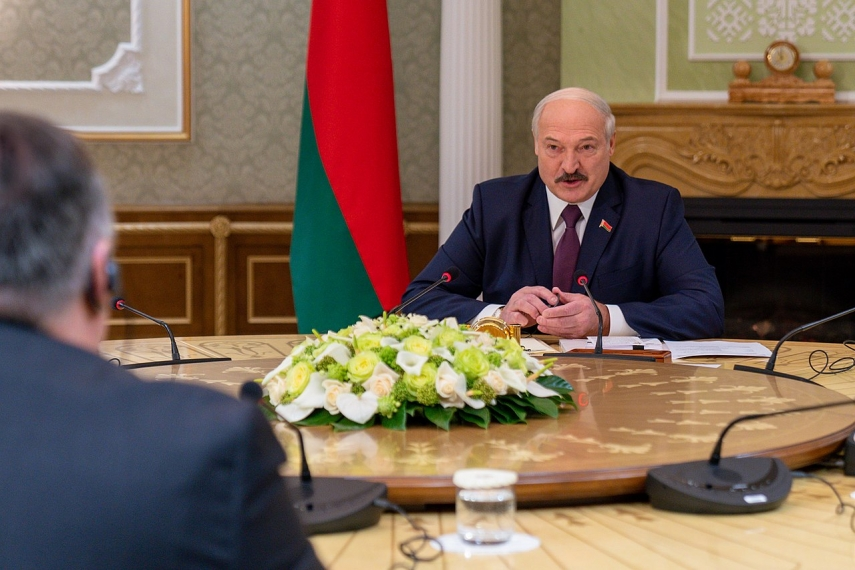 EU refuses to recognize Lukashenko as Belarus president