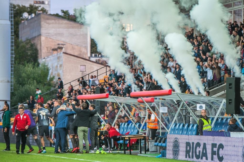 """Champion Club """"Riga"""" is ready to conquer Europe and develops the football infrastructure in Latvia"""