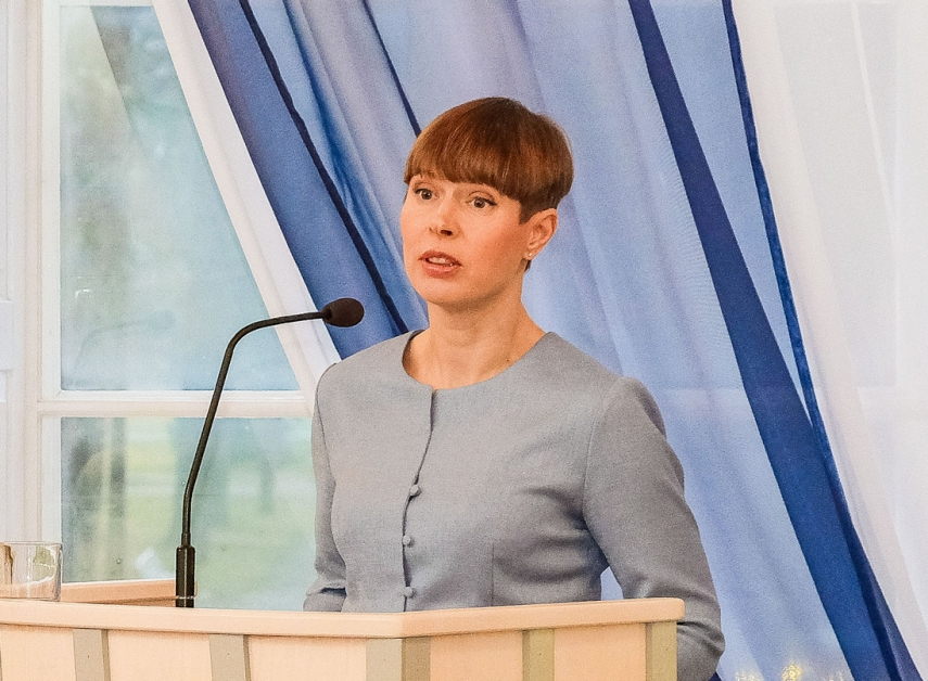 Estonian president at NATO: Security ambition level must not be lowered