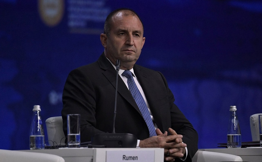 Visit by Bulgarian president to Estonia canceled due to contact with COVID-19 positive
