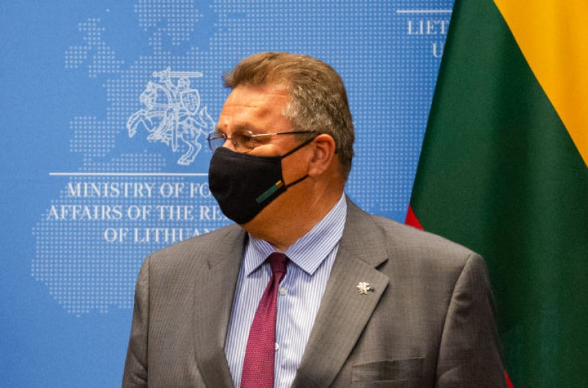 Lithuania backs more sanctions against Minsk regime – foreign minister