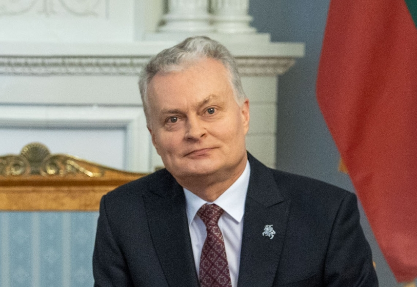 Lithuanian president calls on EU to agree on tax for polluting importers