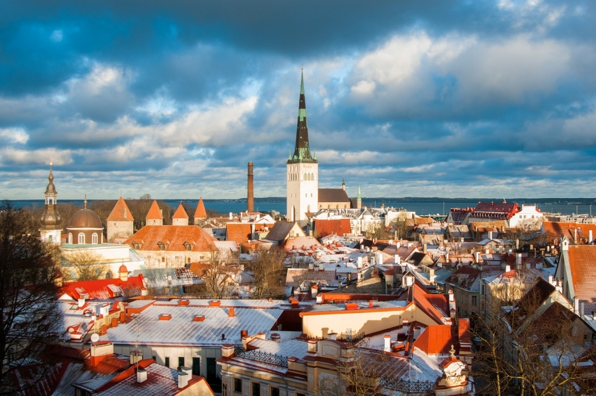 Tallinn: A capital for the modern era